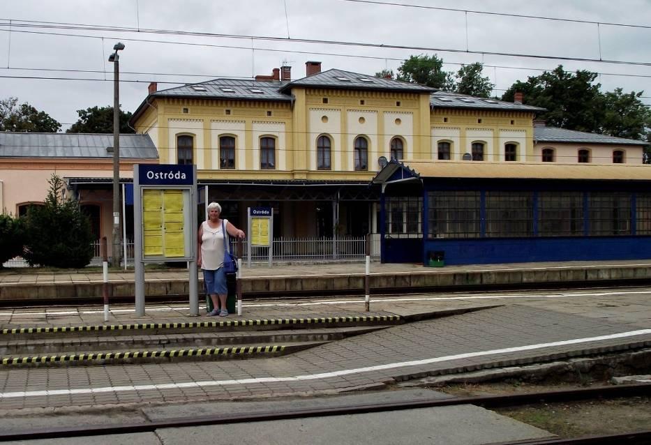 Jedna doba w Ostródzie - mieście pięknym jak perła