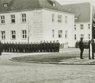 Ujęcia z krośnieńskich koszar w latach 30-tych XX wieku (WIDEO)