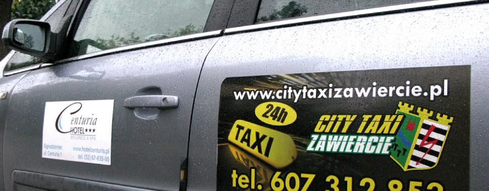 City Taxi Zawiercie
