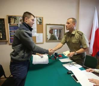 Rusza kwalifikacja wojskowa w Katowicach