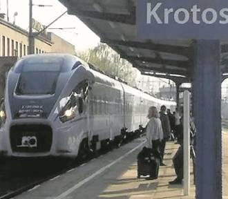 Pociągi do Wrocławia ruszą z Krotoszyna już w połowie grudnia!