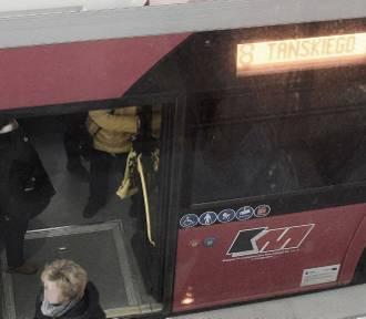 Kradzież w stargardzkim autobusie. Nikt nie pomógł
