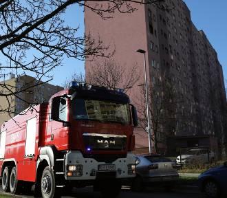 Kraków. Jak doszło do pożaru na Prokocimiu
