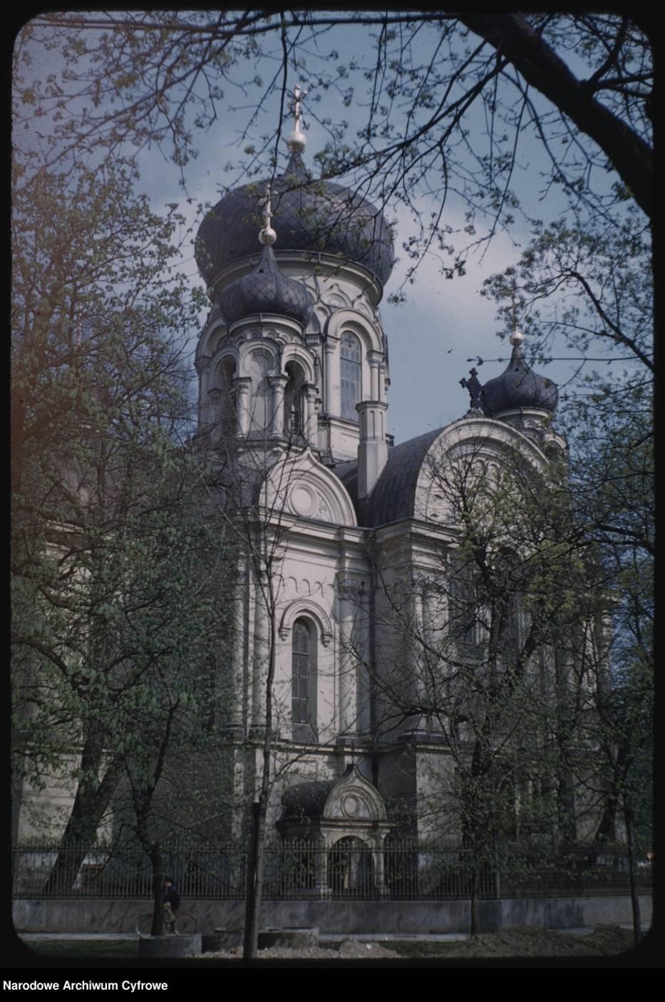 Cerkiew prawosławna pw