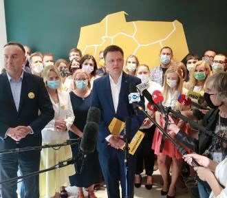 """""""Rz"""": Wielu wyborców Hołowni nie zagłosuje na Trzaskowskiego"""