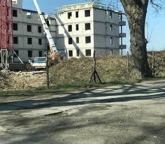 Kiedy skończą się dziury na Legionów Polskich w Słupsku? Pytają mieszkańcy