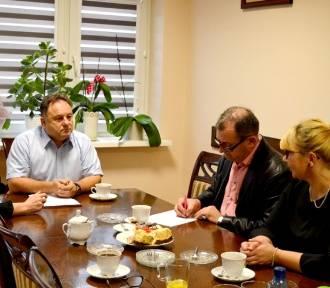 Porozumienie miasta i powiatu w sprawie biblioteki w Lipnie