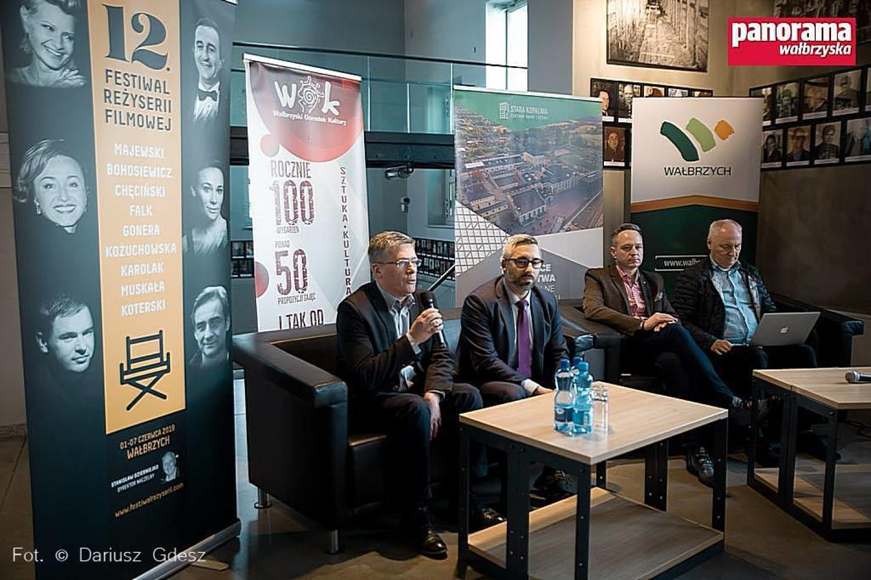 W dniach 1-7 czerwca 2019 r. już po raz 12, a po raz drugi w Wałbrzychu odbędzie się Festiwal Reżyserii Filmowej