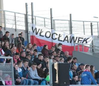 Kibice na meczu U20 Polska - Grecja 2:1 we Włocławku [zdjęcia, wideo]