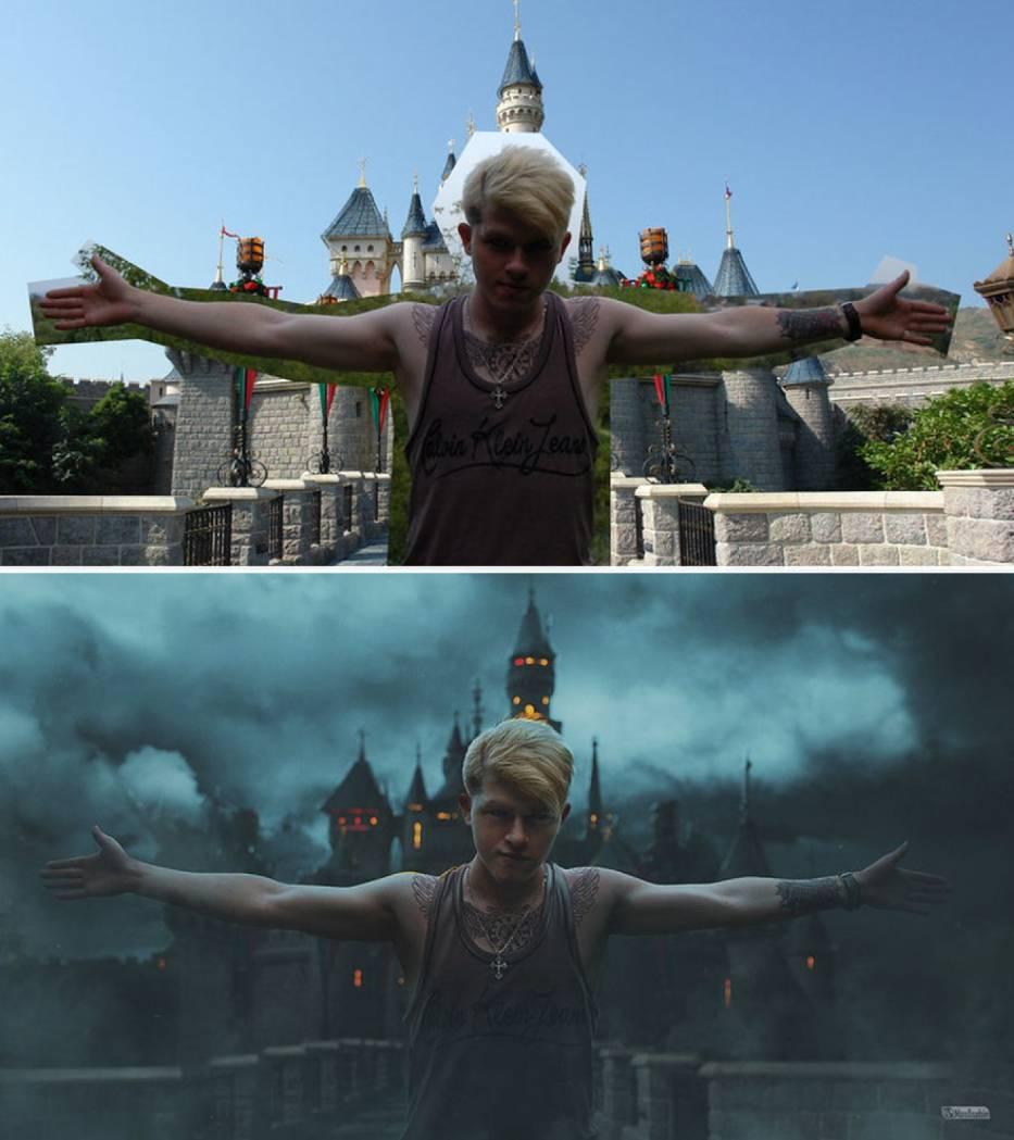 Zdjęcia przed i po. Zobaczcie, jak działa mistrz photoshopa!