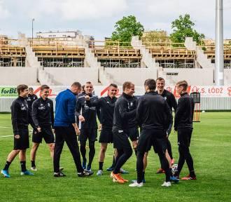 Bez przeszkód przebiegają przygotowania ŁKS Łódź