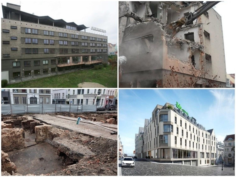 Grupa Orbis przekazała wykonawcy, krakowskiej filii portugalskiej firmy Mota-Engil Central Europe S