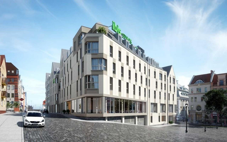 Hotel ma być gotowy w trzecim kwartale roku 2020