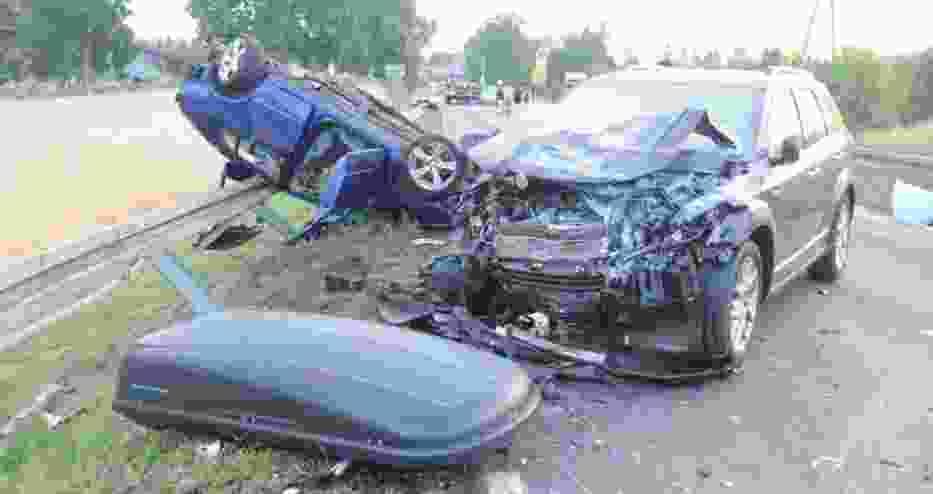 Tragedia w Brdowie. Nie żyje pięć osób