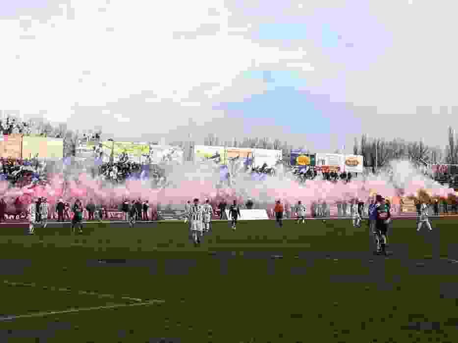 Zawisza Bydgoszcz fans