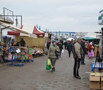 W tym roku wiaty targowej w Łowiczu nie będzie. Oferenci żądali zbyt wiele