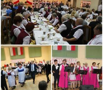 Festiwal pieśni biesiadnej i patriotycznej w Kuklinowie