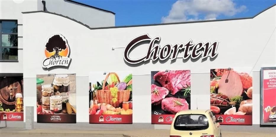 W Polskiej Grupie Sklepów Spożywczych Chorten działa już wspólnie blisko 1800 placówek handlowych w 14 województwach, w tym 400 w województwie podlaskim