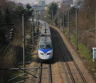 Oprotestowana szybka kolej od granicy w Czechach do Katowic