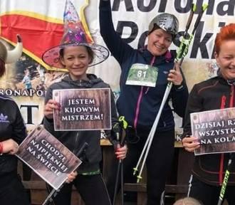 """Sukcesy """"Kijomaniaków"""" z Chodzieży w Pucharze Polski Nordic Walking - Korona Polski"""