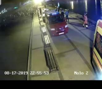 Skorzęcin: Utonął 18-latek z powiatu kaliskiego. ZDJĘCIA