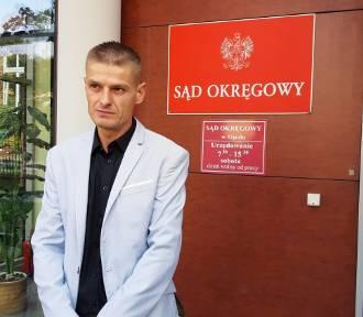 Tomasz Komenda zeznaje w poniedziałek przed sądem w Opolu