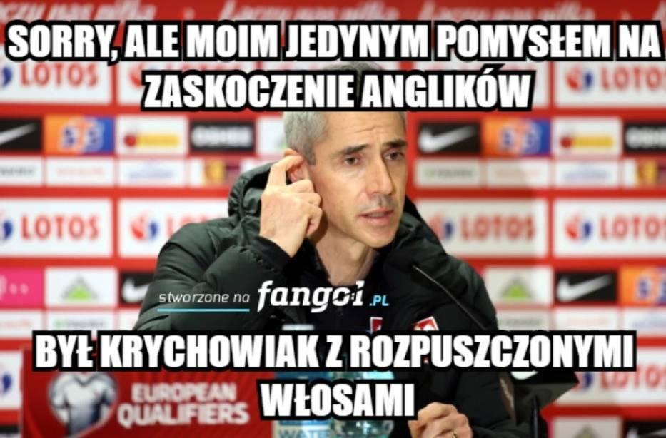 Memy po meczu Anglia - Polska Zobacz kolejne zdjęcia