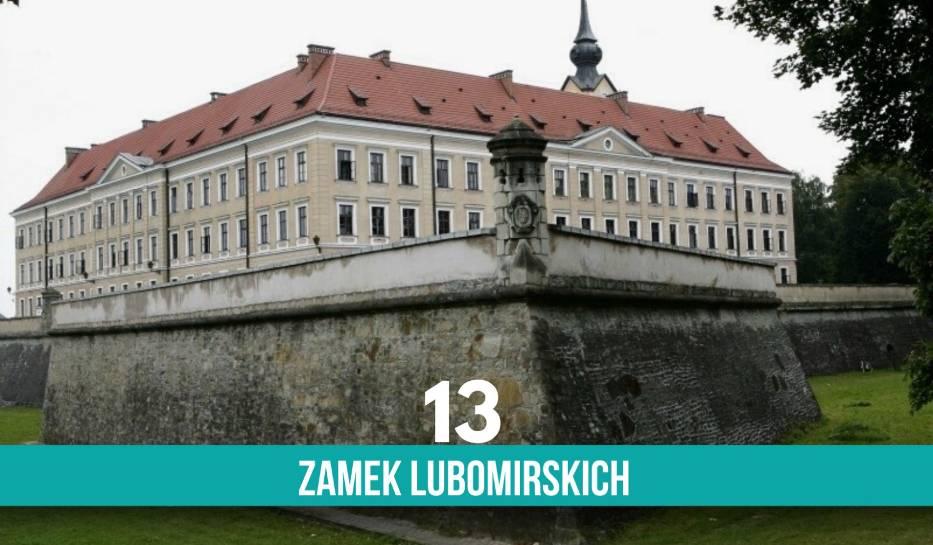Fundatorem zamku rzeszowskiego był Mikołaj Spytek Ligęza