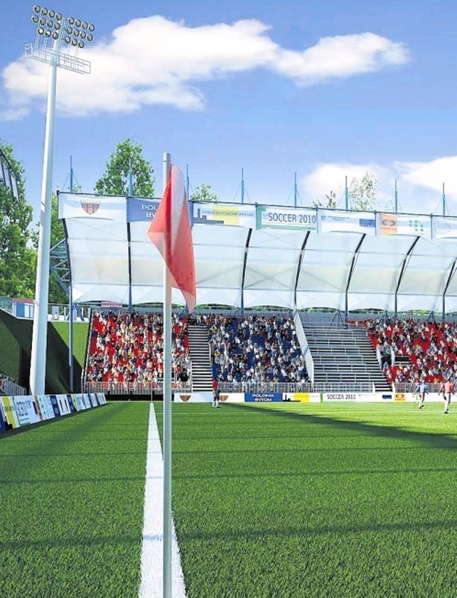 Tak w przyszłości może wyglądać stadion Polonii
