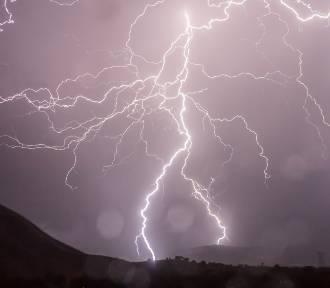 Prognoza pogody: deszcz, grad i porywisty wiatr. Gdzie?