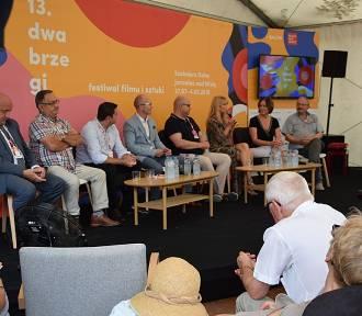 Kazimierz Dolny. Wystartował Festiwal Filmu i Sztuki Dwa Brzegi (ZDJĘCIA, WIDEO)