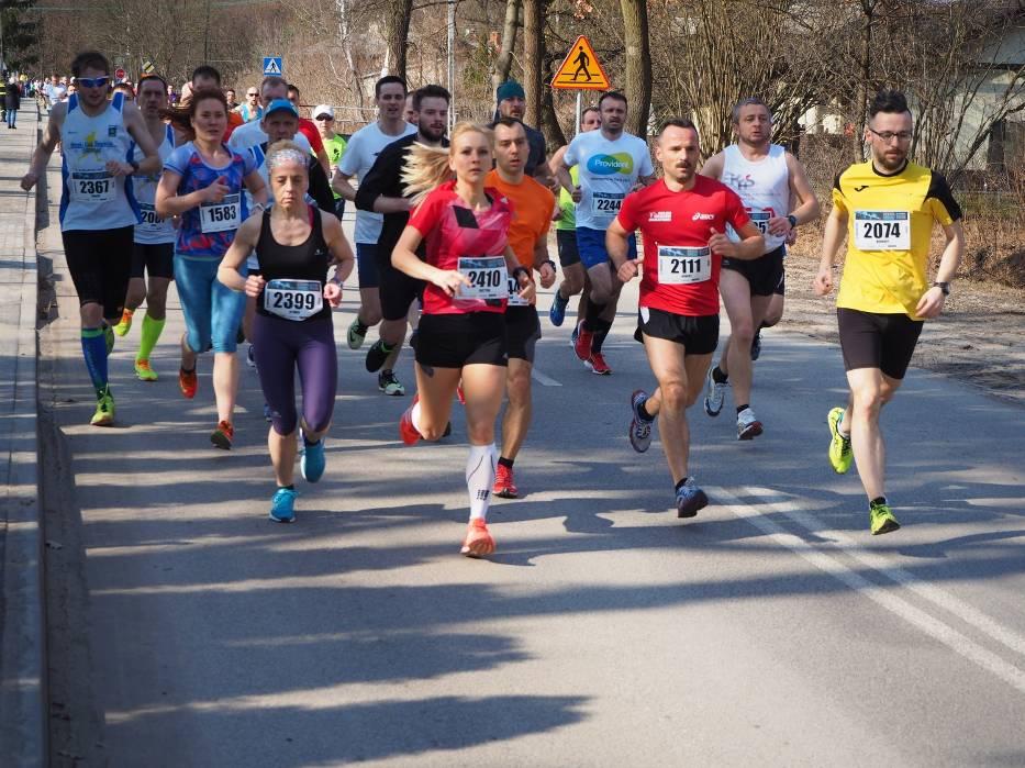 Półmaraton Wiązowski 2017. Zobaczcie fotorelację z biegu! [ZDJĘCIA]