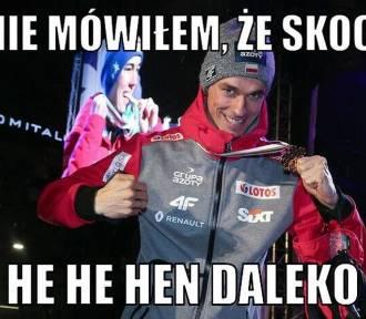 Piotr Żyła mistrzem świata! Memy mówią wszystko!