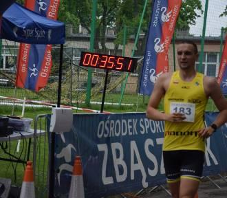 Krzysztof Szymanowski zwyciężył w biegu na 10 km w Zbąszynku [DUŻO ZDJĘĆ]
