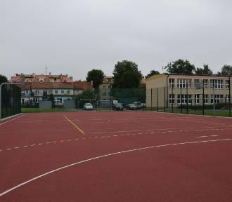Nowe boiska przy trzech szkołach w Elblągu [zdjęcia]