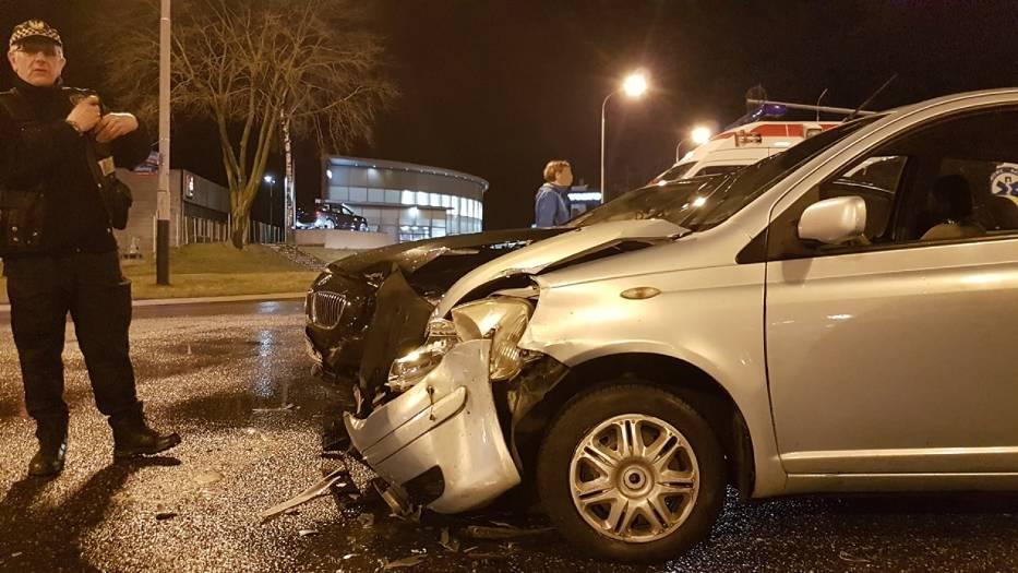 Wypadek na Rzgowskiej