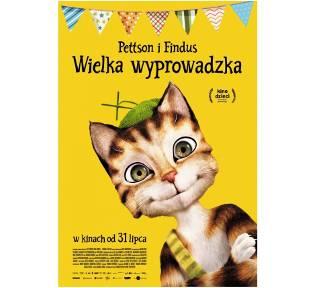 """""""Pettson i Findus – Wielka wyprowadzka"""" w kinach już od 31 lipca!"""