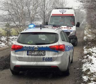 Jeden motocykl i trzech mężczyzn pod wpływem. Co się wydarzyło w gm. Sokolniki?