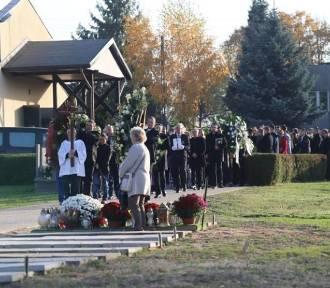 Dziś odbył się pogrzeb zamordowanej 28-letniej Pauliny D. Rodzina, bliscy, przyjaciele, łodzianie