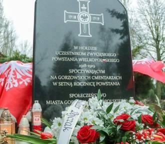 Lubuskie wspomina bohaterskie powstanie wielkopolskie