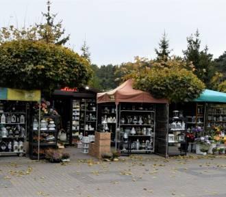 W jakiej cenie kupimy znicze pod cmentarzem komunalnym w Skierniewicach?