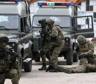 W związku z handlem narkotykami zatrzymano czterech żołnierzy