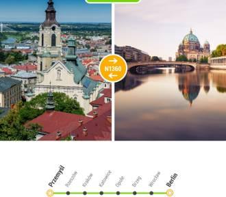 Z Opola dojedziemy bezpośrednio do Budapesztu i Bremy