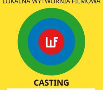 """Ostatni casting do filmu """"Gra w butelkę"""" Leszka Sawickiego w Złotowie"""