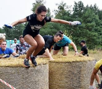 W niedzielę odbył się bieg z przeszkodami Miki Run - Poligon Piła [ZDJĘCIA]