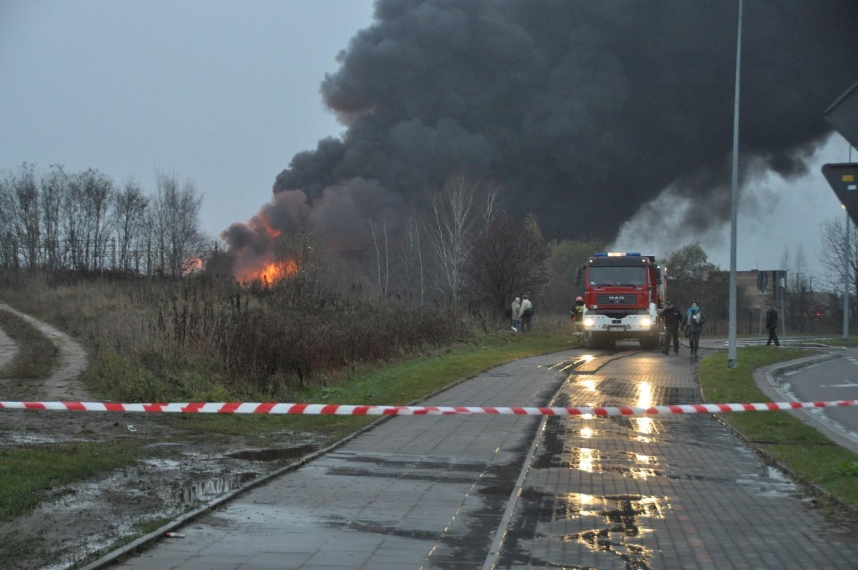 Katastrofa cystern, Białystok, 08.11.2010
