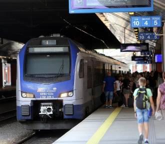 Sanepid poszukuje pasażerów pociągu relacji Gdynia Główna - Szczecin Główny