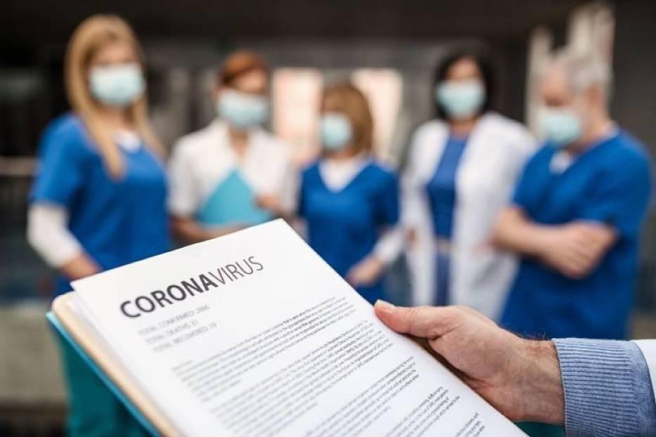 Raport koronawirusowy dla Sądecczyzny 22