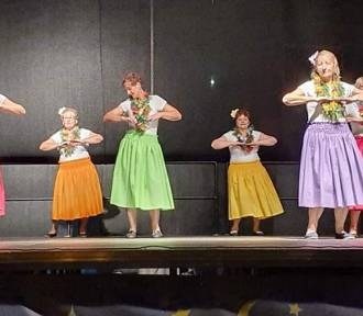 Nasi tancerze Hula wystąpili na festiwalu kultur