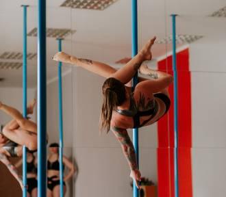 Mistrzyni tańca na rurze Berenika Nienadowska odwiedziła Milicz [FOTO]